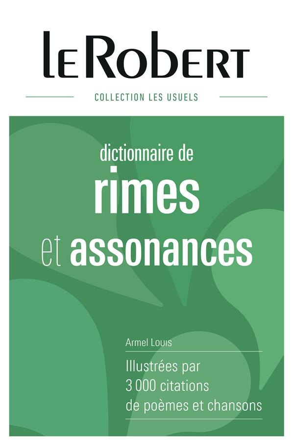 RIMES & ASSONANCES -RELIE-